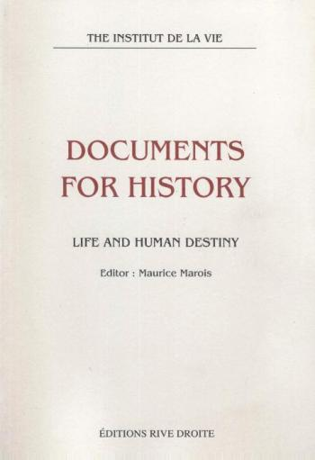 Documents for History